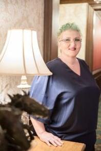 Cervical cancer survivor, Tracy, at Rocky Mountain Cancer Centers