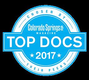Colorado Springs Style Magazine Top Doc 2017
