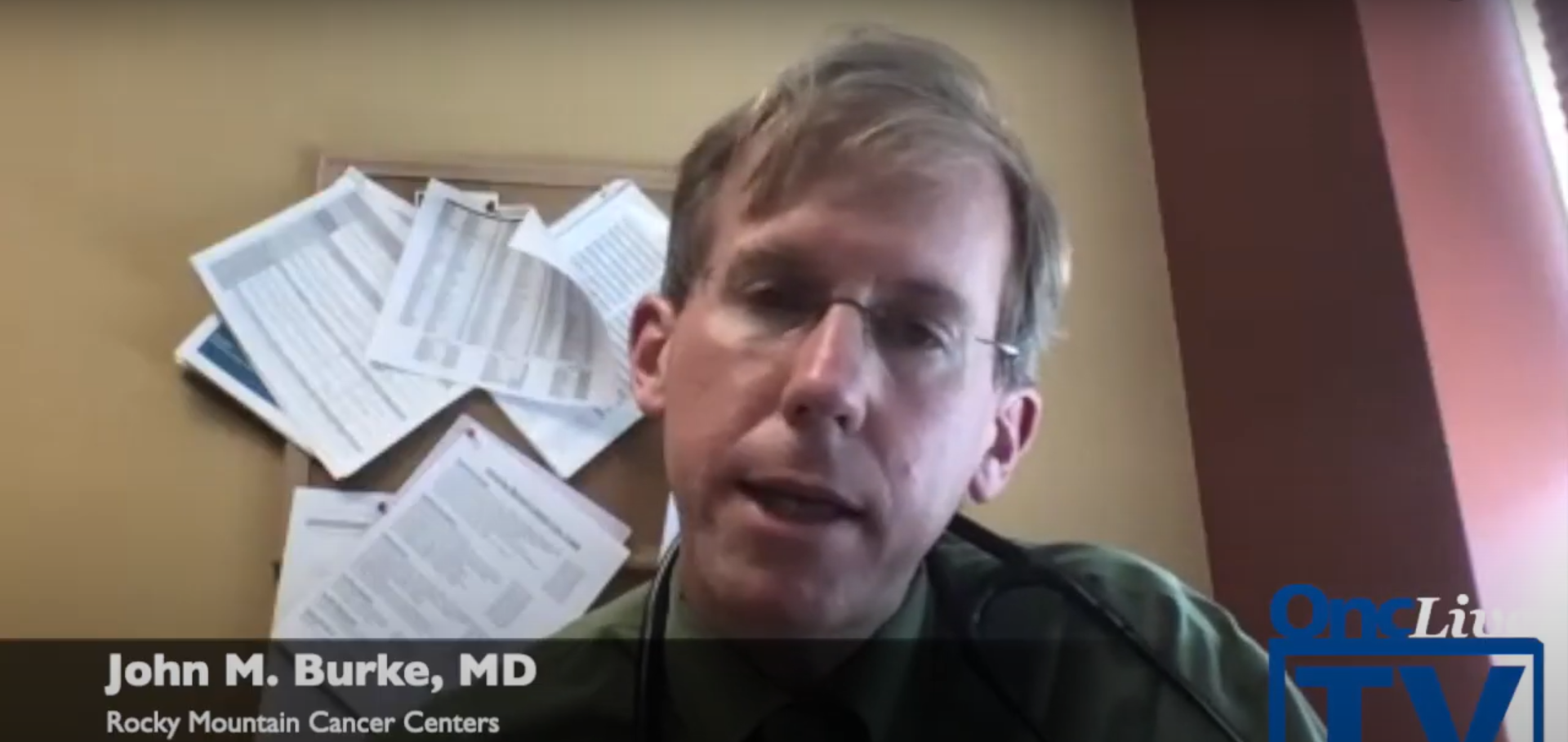Dr. Burke on the Potential of Time-Limited BTK Inhibitor Therapy in B-Cell Malignancies