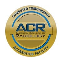 Computed Tomography Accredited Facility