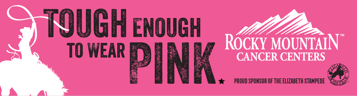 Tough Enough to Wear Pink Logo