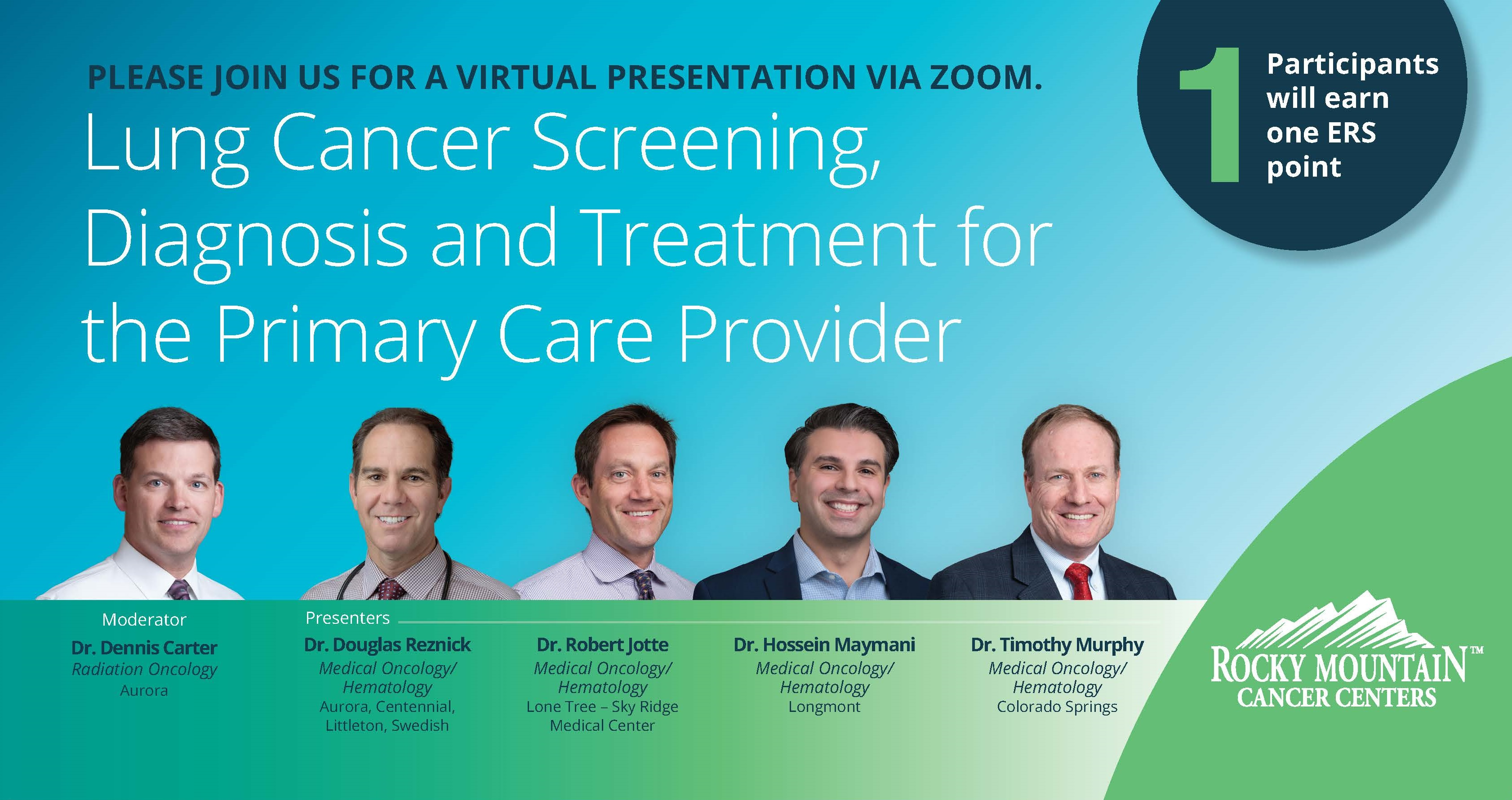 Virtual Lung Event for Referring Providers
