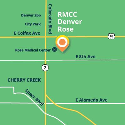 Denver - Rose Medical Center Campus